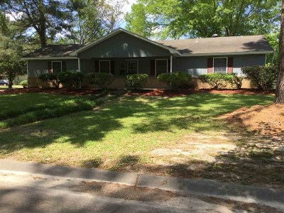 Jackson Single Family Home For Sale: 190 Woodland Ln