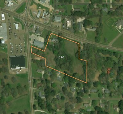 Canton Residential Lots & Land For Sale: 1204 E Peace St