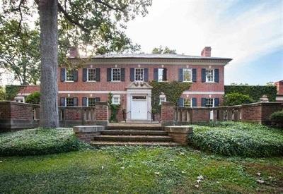 Jackson Single Family Home For Sale: 4165 Eastover Dr