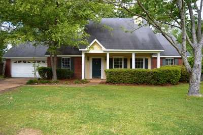Flowood Single Family Home For Sale: 911 Baytree Dr