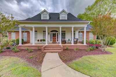 Hinds County Single Family Home Contingent/Pending: 3 Sylwood Pl