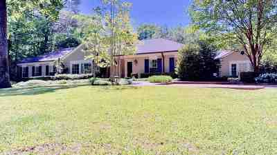 Jackson Single Family Home For Sale: 3929 Crane Blvd