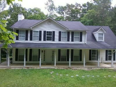 Rankin County Single Family Home Contingent/Pending: 6430 Grants Ferry Rd