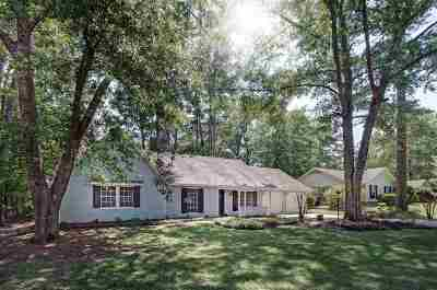 Rankin County Single Family Home Contingent/Pending: 202 Harbour View Rd