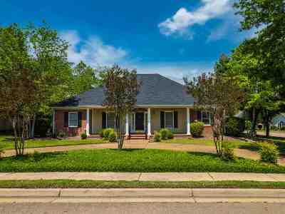 Ridgeland Single Family Home For Sale: 304 Red Eagle Cir