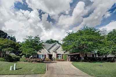Madison County Single Family Home Contingent/Pending: 515 Ellerslie Ln