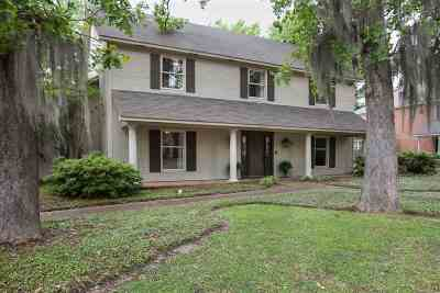 Jackson Single Family Home For Sale: 29 Moss Forest Cir