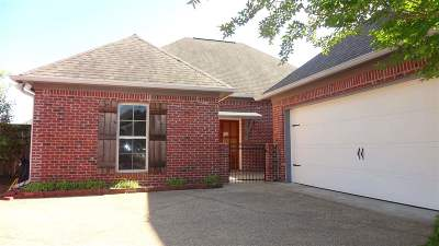 Flowood Single Family Home Contingent/Pending: 1009 Abundance Pl