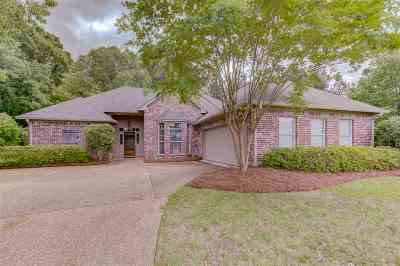 Hinds County Single Family Home Contingent/Pending: 150 Navajo Cir
