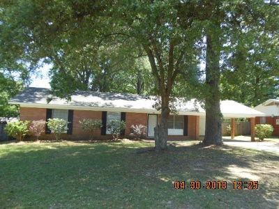 Pearl Single Family Home Contingent/Pending: 416 Homewood Dr