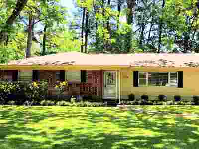 Hinds County Single Family Home Contingent/Pending: 3128 Fleetwood Dr