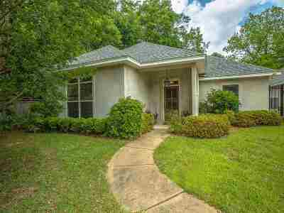 Jackson Single Family Home For Sale: 1000 Whitsett Walk