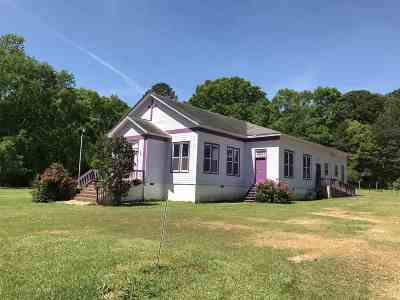 Carthage MS Commercial For Sale: $275,000