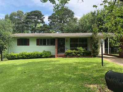 Hinds County Single Family Home Contingent/Pending: 130 Forest Hill Dr