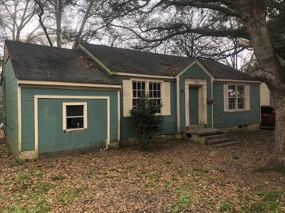 Hinds County Single Family Home For Sale: 219 Dunbar St