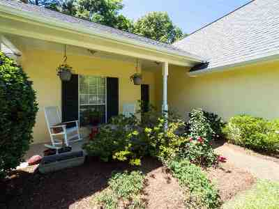 Flowood Single Family Home Contingent/Pending: 959 Baytree Dr