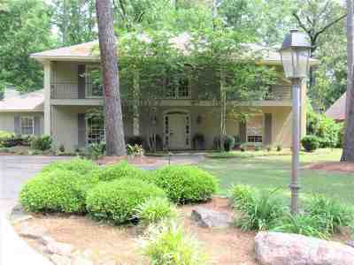 Jackson Single Family Home For Sale: 2222 Bellingrath Rd