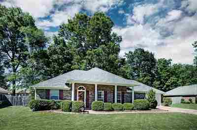 Flowood Single Family Home Contingent/Pending: 27 Estates Dr