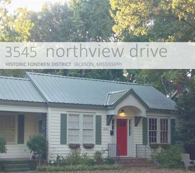 Hinds County Single Family Home Contingent/Pending: 3545 Northview Dr
