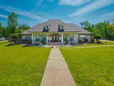 Brandon Single Family Home For Sale: 186 Bridlewood Dr
