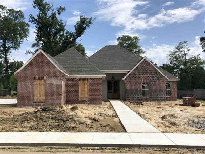 Madison County Single Family Home Contingent/Pending: 101 Bridge Walk Dr