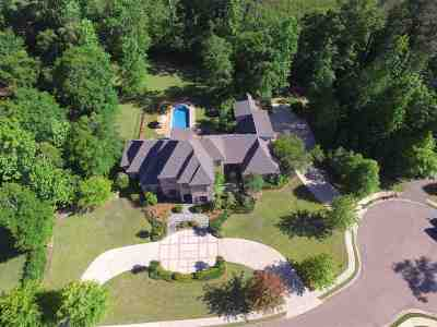 Flowood Single Family Home For Sale: 603 Inheritance Pt