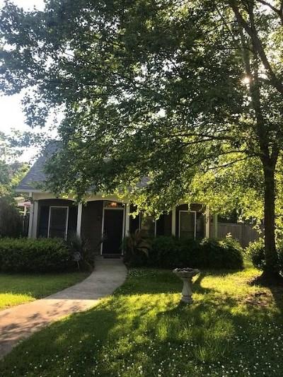 Ridgeland Single Family Home Contingent/Pending: 239 Bridgeford Blvd