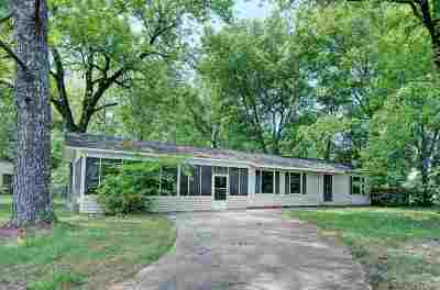 Hinds County Single Family Home Contingent/Pending: 391 Sheppard Dr