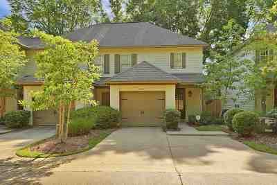 Flowood Townhouse For Sale: 626 Braeburn Ct