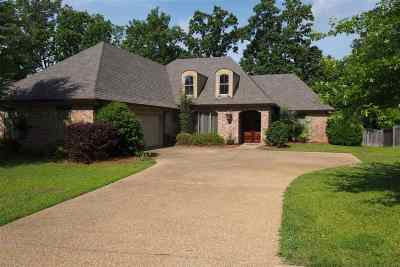 Madison County Single Family Home Contingent/Pending: 150 Covey Run