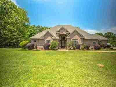 Hinds County Single Family Home Contingent/Pending: 212 Jasmine Dr