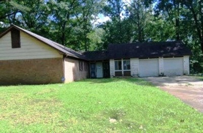 Hinds County Single Family Home For Sale: 223 Carriage Hills Dr