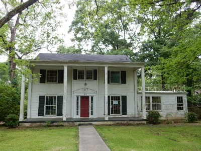Hinds County Single Family Home Contingent/Pending: 1705 Devine St