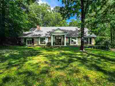 Jackson Single Family Home For Sale: 4318 N Honeysuckle Ln