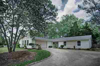Hinds County Single Family Home Contingent/Pending: 708 Parker Dr