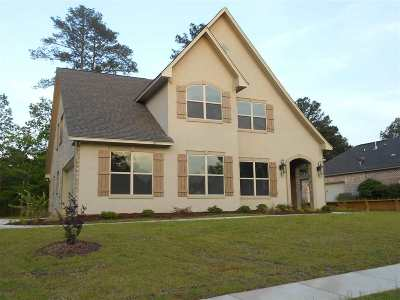 Madison Single Family Home For Sale: 164 Wind Dance Dr