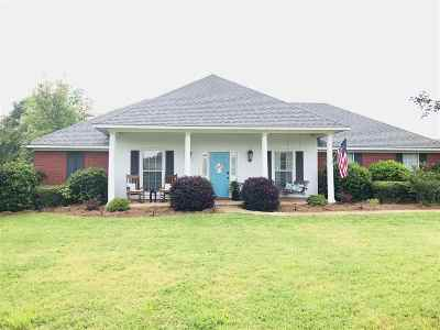 Flowood Single Family Home Contingent/Pending: 103 Evergreen Way