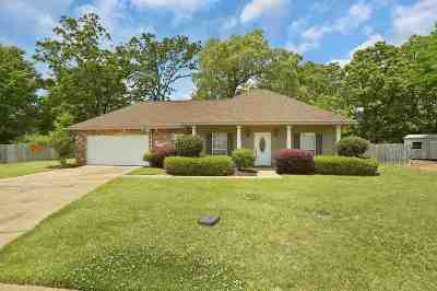 Richland Single Family Home Contingent/Pending: 607 Suncrest Cv