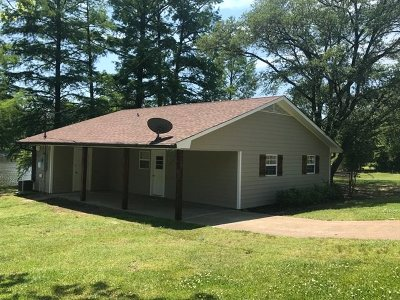 Hinds County Single Family Home Contingent/Pending: 1021 Horseshoe Cir