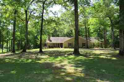Rankin County Single Family Home Contingent/Pending: 516 Briarhill Rd
