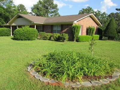 Leake County Single Family Home For Sale: 5986 Laurel Hill Rd