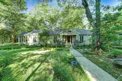Hinds County Single Family Home Contingent/Pending: 4107 Hawthorne Dr