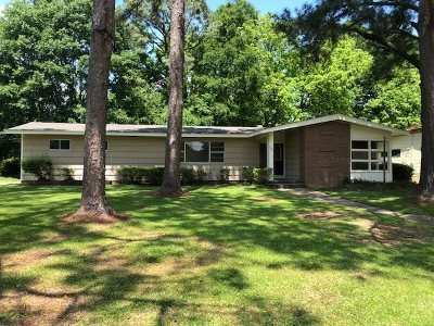 Hinds County Single Family Home Contingent/Pending: 203 Rowland Ave