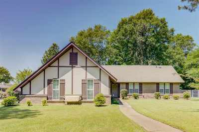 Hinds County Single Family Home Contingent/Pending: 111 Royal Ct