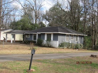 Hinds County Single Family Home For Sale: 2970 Angela Cir