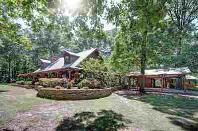 Hinds County Single Family Home For Sale: 2649 Neil Collins Rd