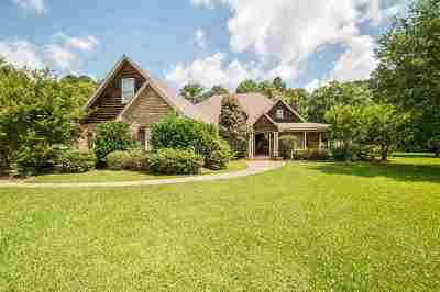 Byram Single Family Home Contingent/Pending: 1038 E Broadwater Rd