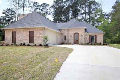 Flowood Single Family Home For Sale: 328 Royal Pond Circle
