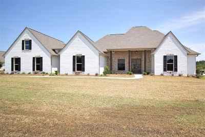 Brandon Single Family Home For Sale: 111 Bonne' Vie Dr