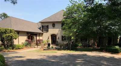 Brandon Single Family Home Contingent/Pending: 107 Red Oak Ridge